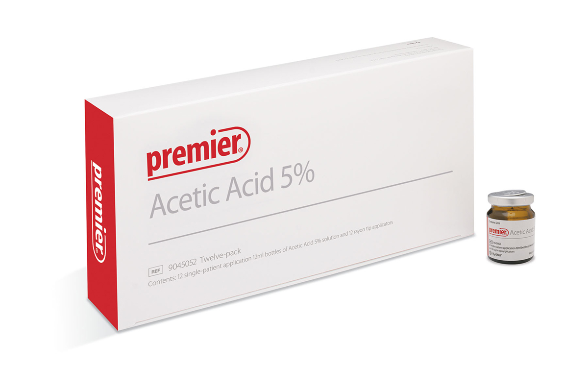 Premier Medical Acetic Acid 5%